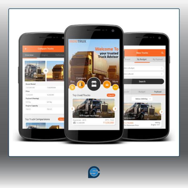 IndoTrux App